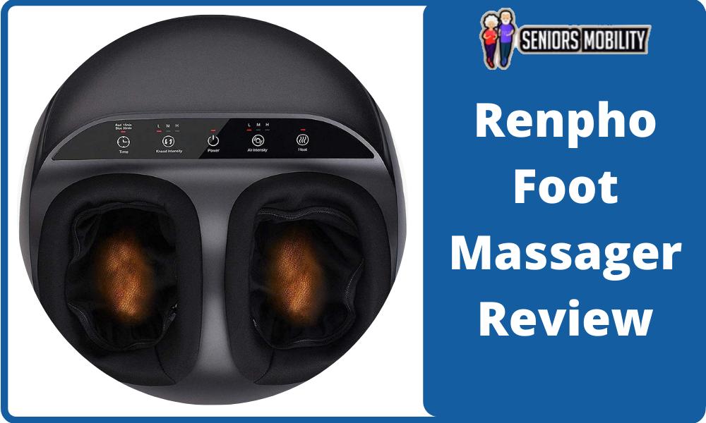 Renpho Foot Massager Review