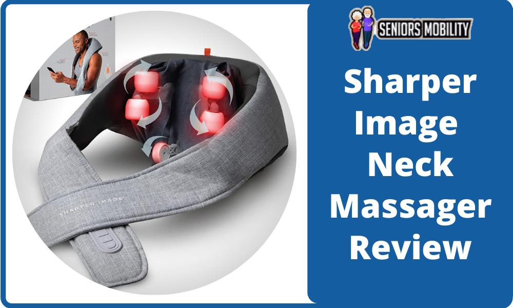 Sharper Image Neck Massager Review