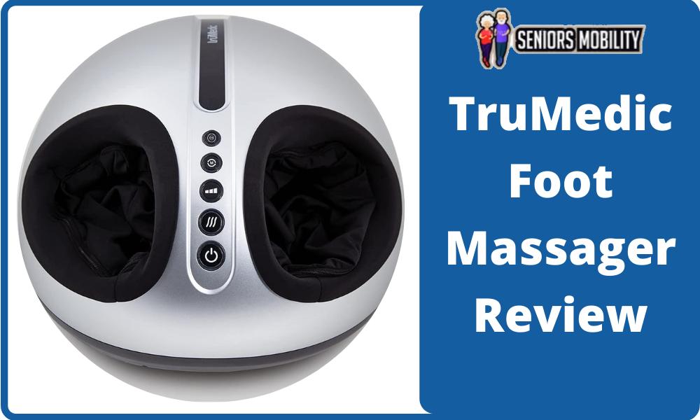 TruMedic Foot Massager Review