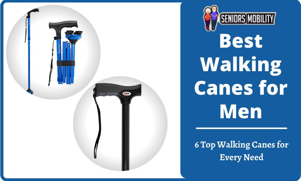 Best Walking Canes for Men