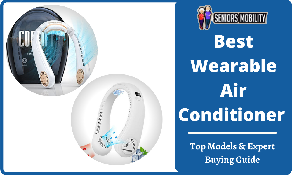 Best Wearable Air Conditioner
