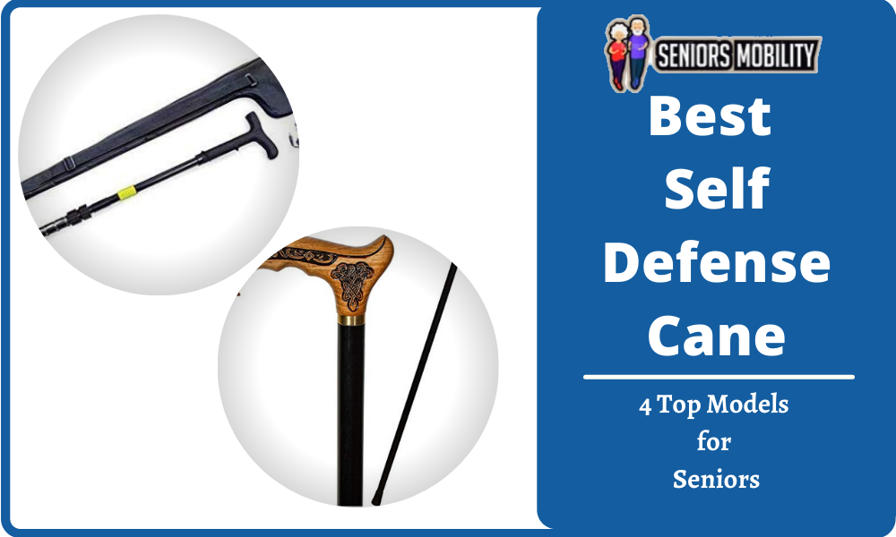 Best Self Defense Cane
