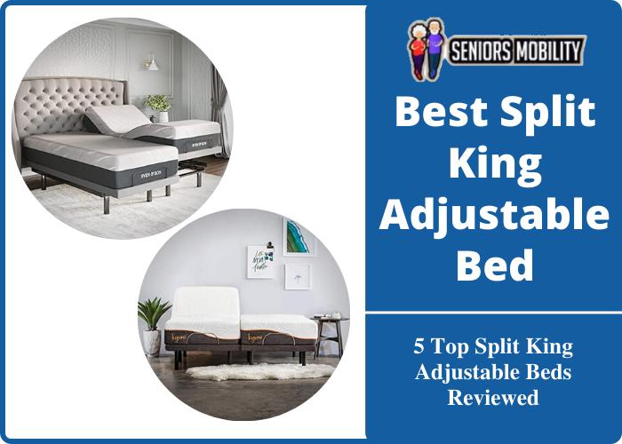 Best Split King Adjustable Bed