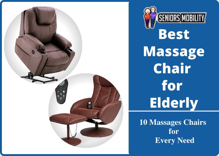 Best Massage Chair for Elderly