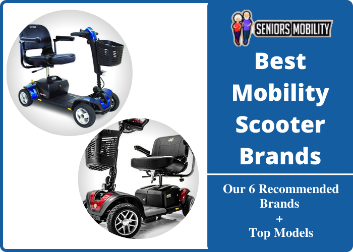 Best Mobility Scooter Brands