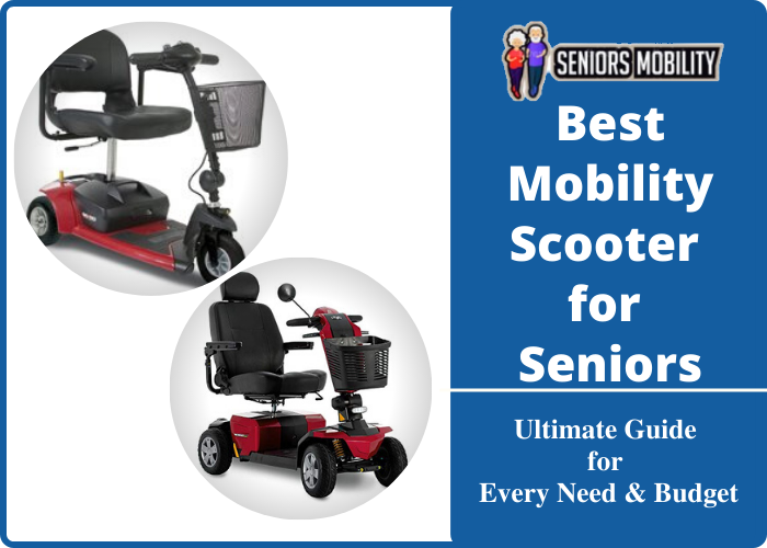 Best Mobility Scooter for Seniors