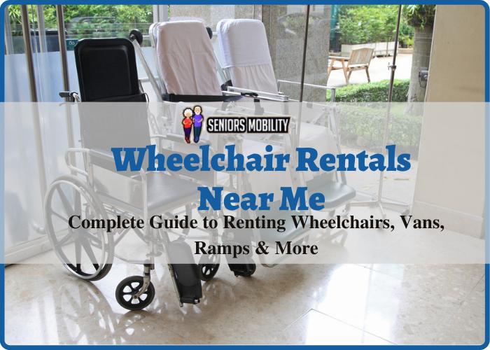 Wheelchair Rentals Near Me