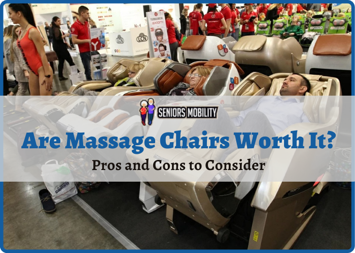 Are Massage Chairs Worth It