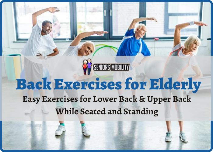 Back Exercises for Elderly