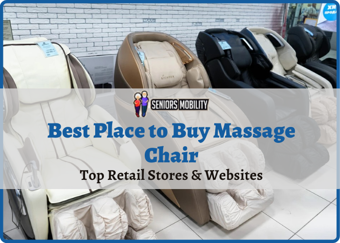 Best Place to Buy Massage Chair