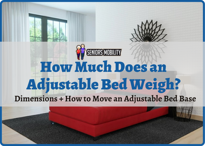 How Much Does an Adjustable Bed Weigh?