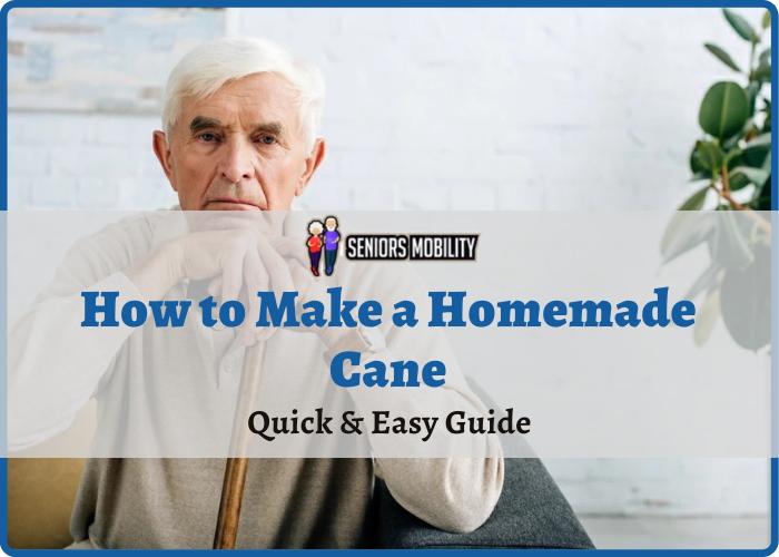 How to Make a Homemade Cane