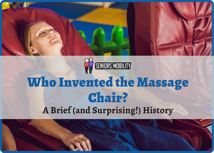 Who Invented the Massage Chair